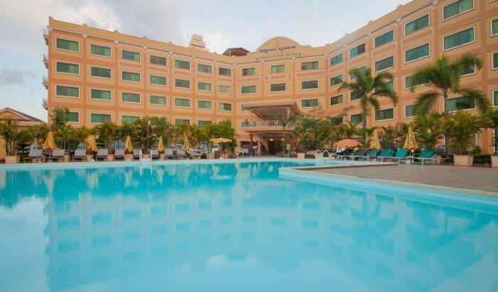 Golden Sand Hotel - Nhận mức giá khách sạn thấp và kiểm tra Phumi Prek Kampoes,  khách sạn và ký túc xá 20 ảnh