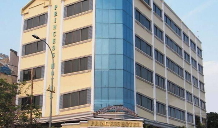 Princess Hotel - Nhận mức giá khách sạn thấp và kiểm tra Phumi Prey Sandek 11 ảnh