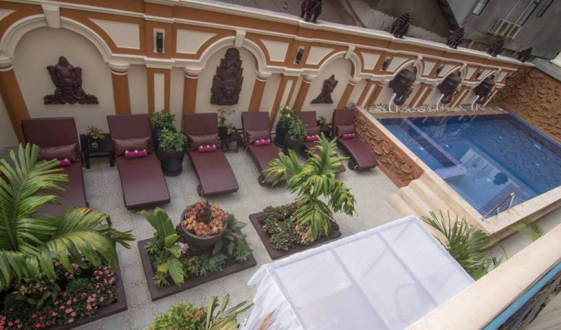 Reaksmey Chanreas Hotel - Search available rooms for hotel and hostel reservations in Siem Reap 1 photo