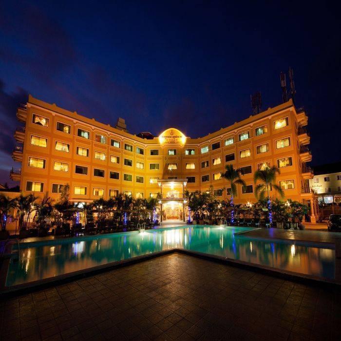 Golden Sand Hotel, Phumi Prek Kampoes, Cambodia, Okamžité online rezervácie v Phumi Prek Kampoes