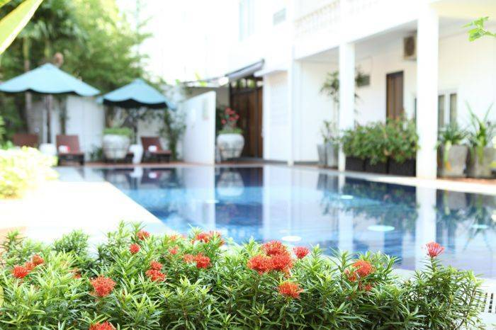 Green Garden Home, Siem Reap, Cambodia, romantic hotels and destinations in Siem Reap