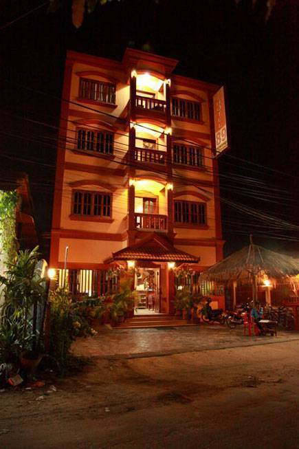 Hotel 89, Siem Reap, Cambodia, compare reviews, hotels, resorts, inns, and find deals on reservations in Siem Reap