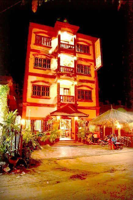 Im Malis Angkor, Siem Reap, Cambodia, Cambodia hotely a ubytovne