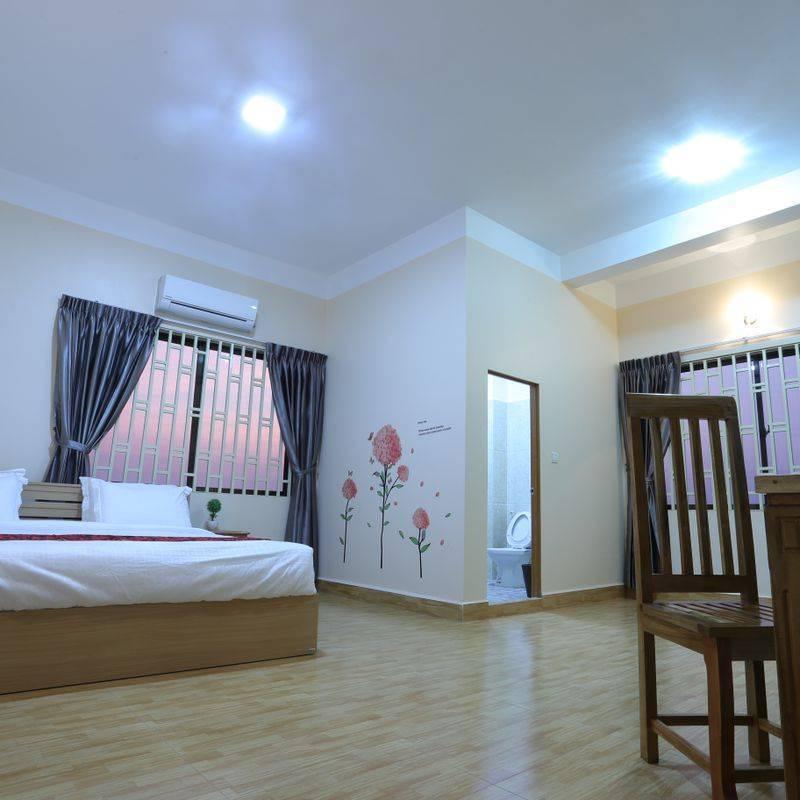 Johnson Beach Hotel, Phumi Prek Kampoes, Cambodia, Cambodia hotels and hostels