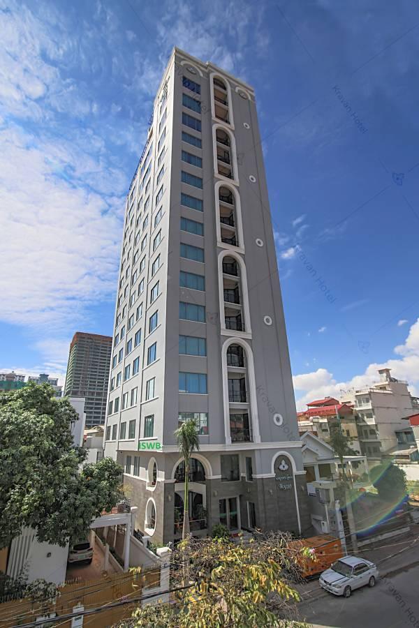 Kravan Hotel, Tuol Tumpung, Cambodia, Cambodia khách sạn và ký túc xá