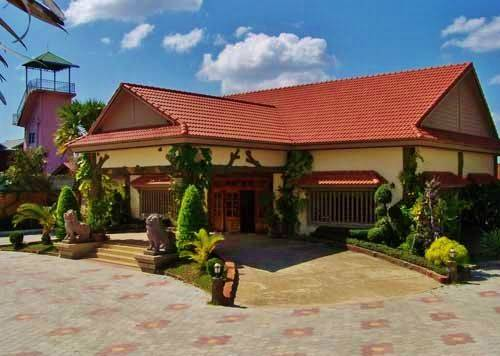 Lotus Lodge, Siem Reap, Cambodia, go on a cheap vacation in Siem Reap