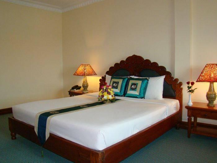 Majestic Angkor Hotel, Siem Reap, Cambodia, Hoteller i nærheten av vingårder og vin destinasjoner i Siem Reap