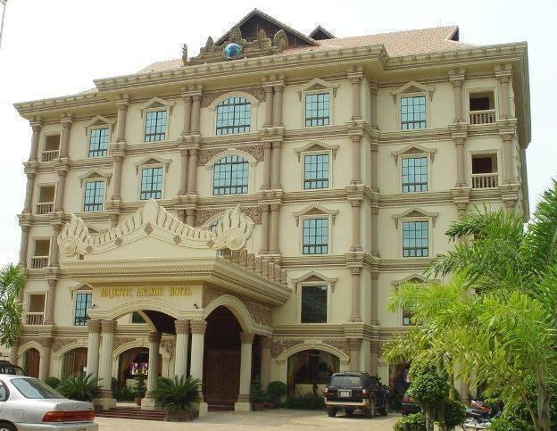 Majestic Angkor Hotel, Siem Reap, Cambodia, Cambodia ホテルとホステル