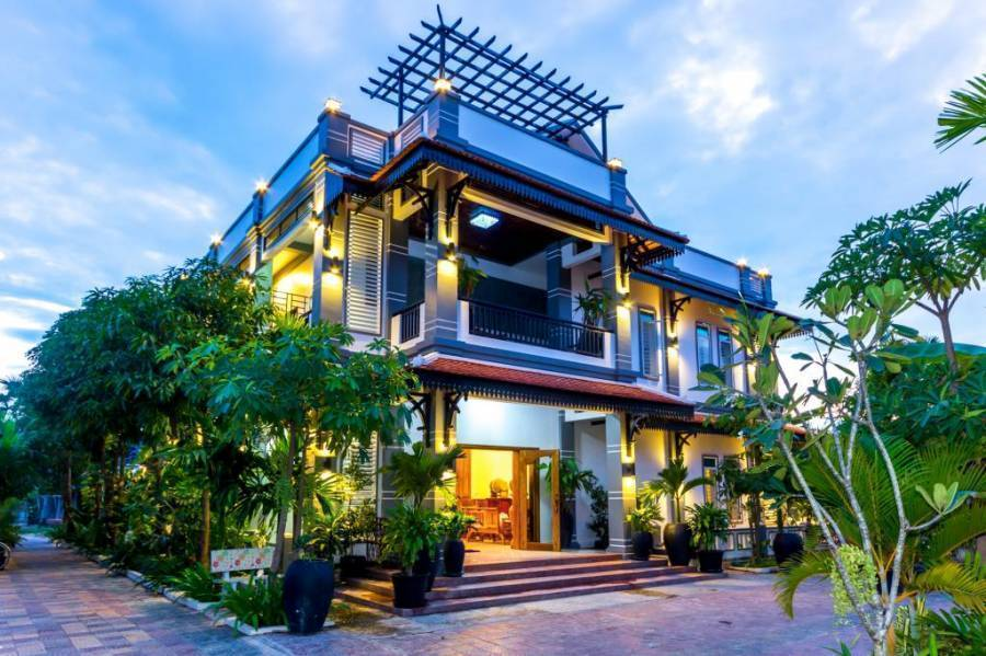 Mango Rain Boutique Hotel, Siem Reap, Cambodia, Cambodia hotels and hostels