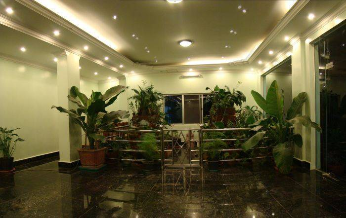 Parklane Hotel, Siem Reap, Cambodia, 5 melhores hotéis e albergues dentro Siem Reap