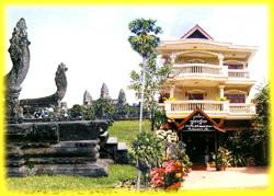Popular Guest House, Siem Reap, Cambodia, preferred site for booking holidays in Siem Reap