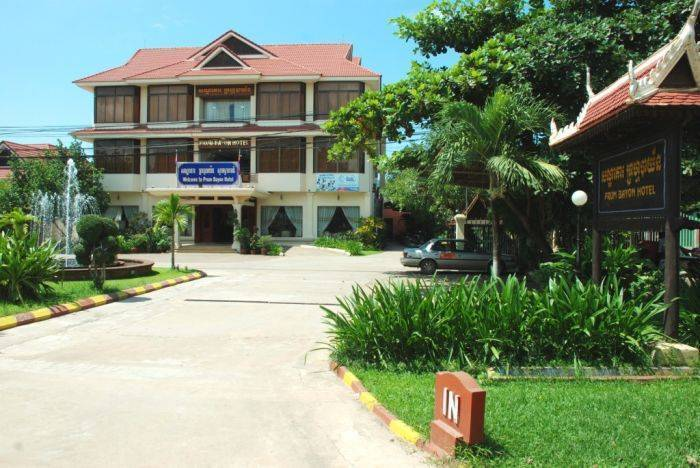 Prum Bayon Hotel, Siem Reap, Cambodia, hotels near historic landmarks and monuments in Siem Reap