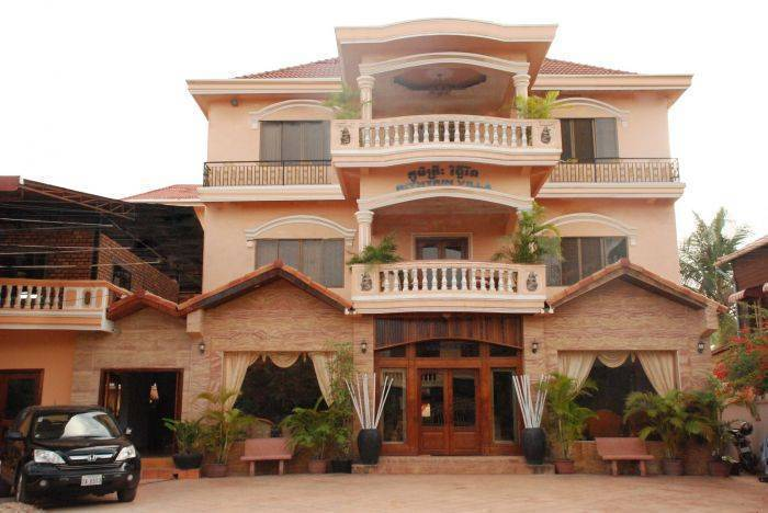 Rithy Rine Angkor Hotel, Siem Reap, Cambodia, hotels with ocean view rooms in Siem Reap