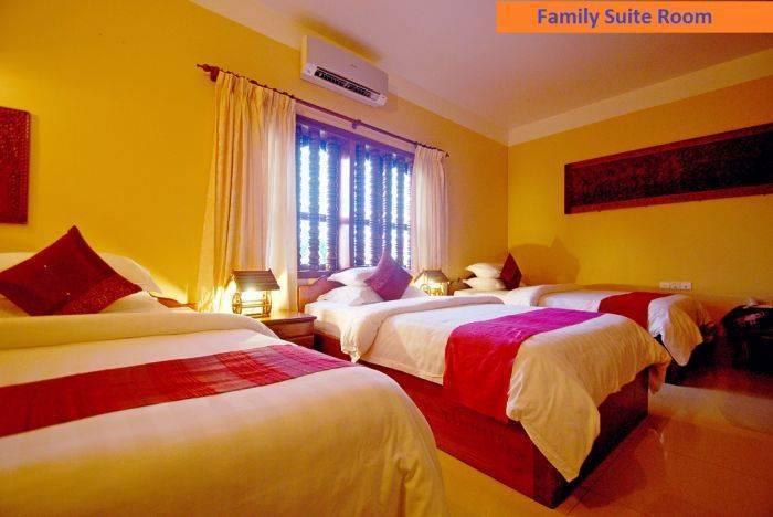 Shining Angkor Boutique Hotel, Siem Reap, Cambodia, compare with the world's largest hostel sites in Siem Reap