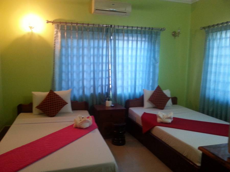 Ta Som Guesthouse and Tour Services, Siem Reap, Cambodia, Cambodia hotely a ubytovne