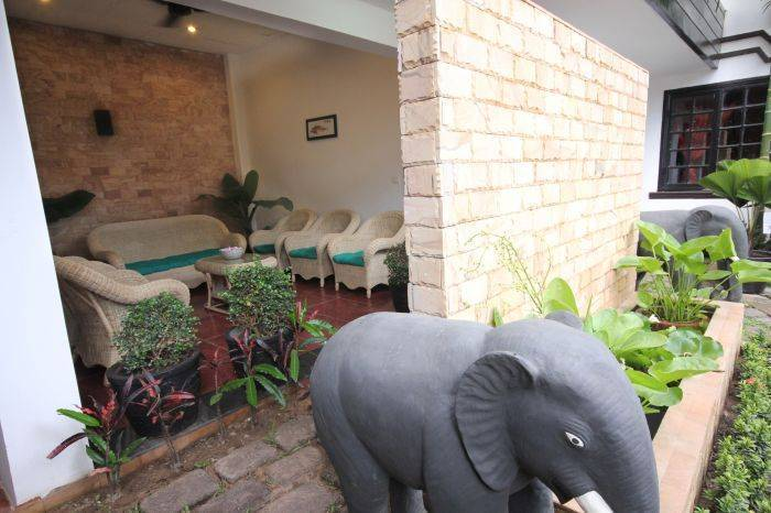 The Moon Villa and Spa, Siem Reap, Cambodia, get travel routes and how to get there in Siem Reap