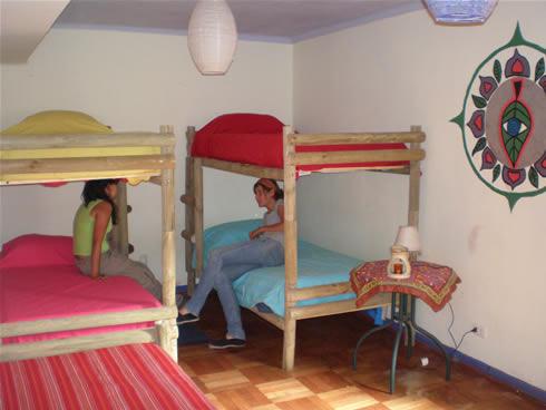 Aji Verde Hostel, La Serena, Chile, Chile hoteli i hosteli