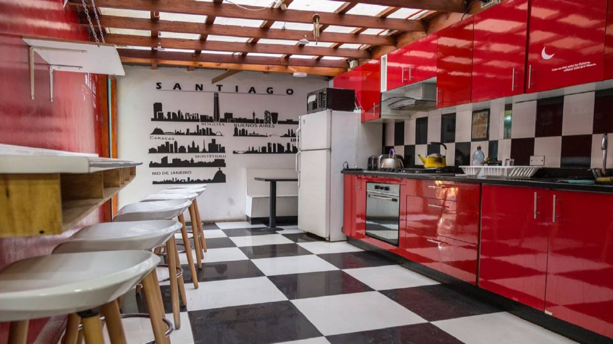 Atacama Hostel - Backpackers, Santiago, Chile, Chile hotels and hostels