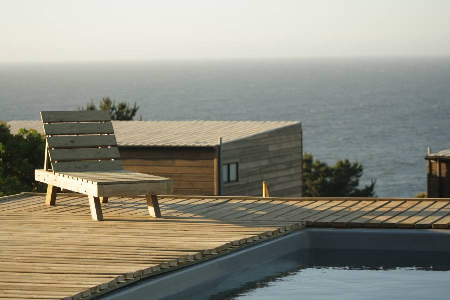 Cabanas Lovel-Van, Curanipe, Chile, Chile hotels and hostels