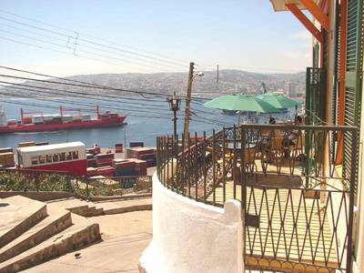 Casa Hostal 199, Valparaiso, Chile, Chile hostels and hotels