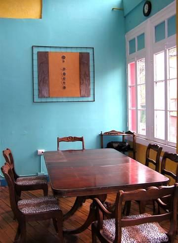 Casa Verde Limon, Valparaiso, Chile, inspirational travel and hotels in Valparaiso
