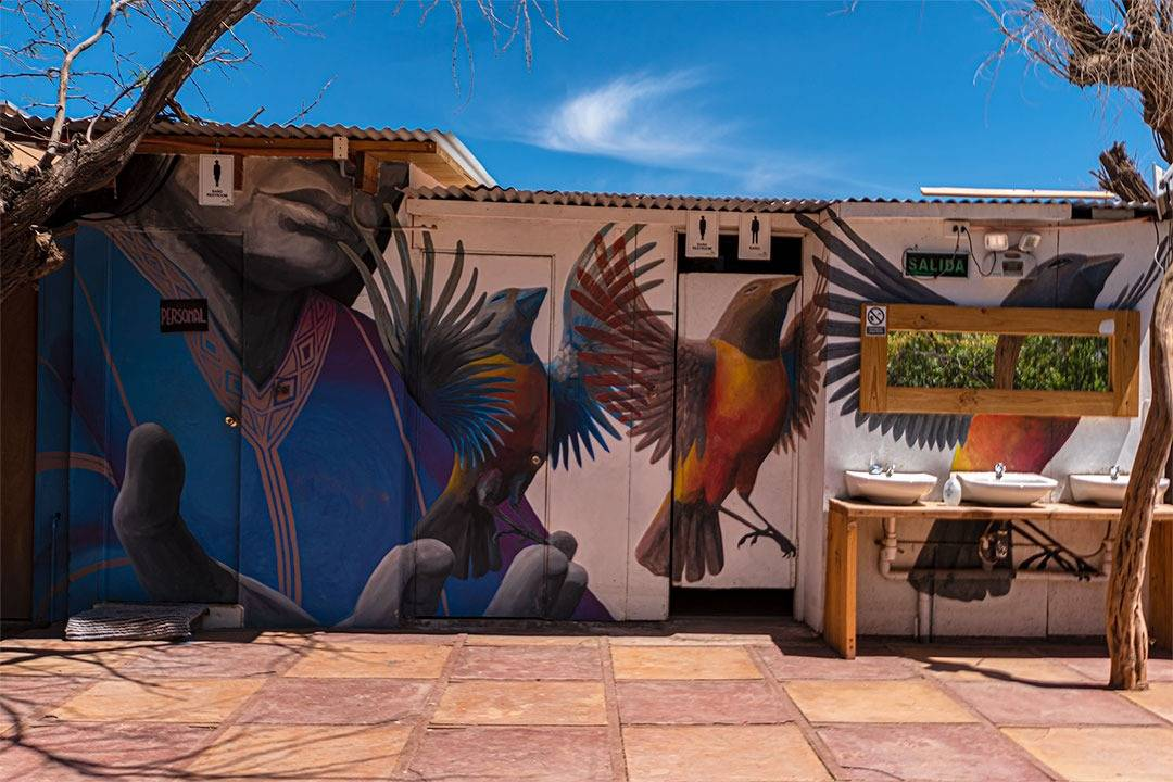 Casa Voyage Hostel, San Pedro de Atacama, Chile, Chile hostels and hotels