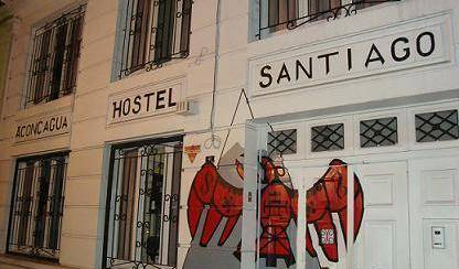 Aconcagua Hostel - Search for free rooms and guaranteed low rates in Santiago 12 photos