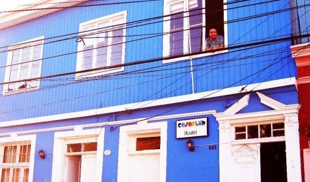 Casaclub Hostel - Search for free rooms and guaranteed low rates in Valparaiso 8 photos