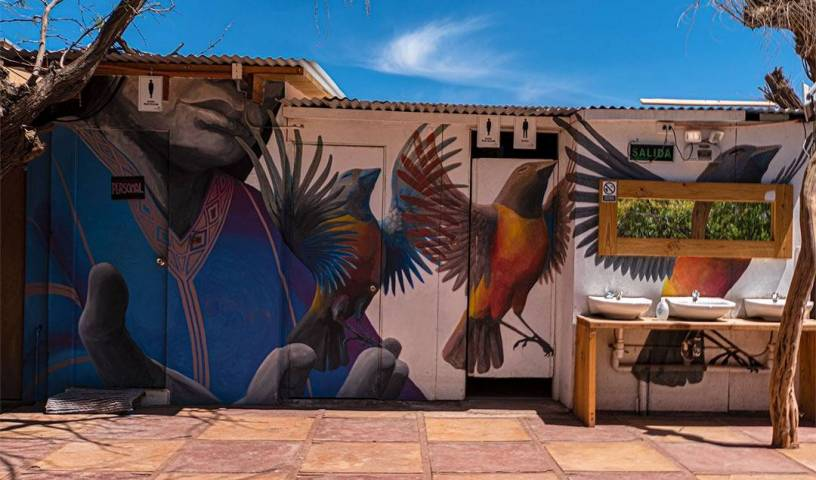 Casa Voyage Hostel - Search available rooms for hotel and hostel reservations in San Pedro de Atacama 8 photos