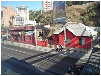 Hostal Amsterdam Backpackers, Valparaiso, Chile, Chile hotels and hostels