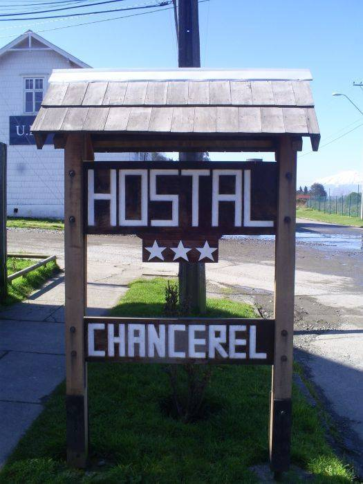 Hostal Chancerel, Puerto Varas, Chile, cheap travel in Puerto Varas