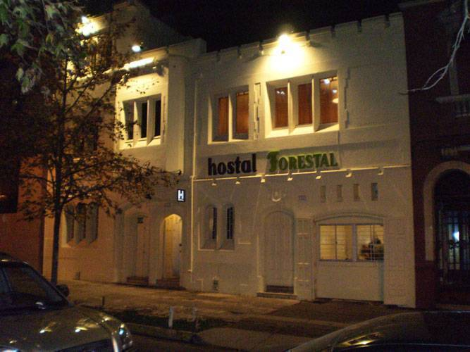 Hostal Forestal, Santiago, Chile, hotels within walking distance to attractions and entertainment in Santiago