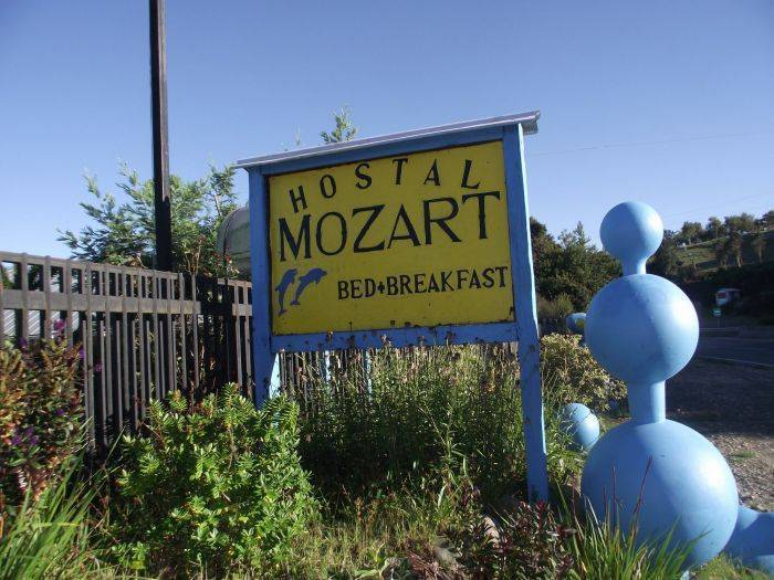 Hostal Mozart, Puerto Montt, Chile, Chile hostels and hotels