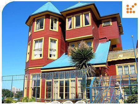 Hostel Offenbacher-Hof, Vina del Mar, Chile, Chile hotels and hostels