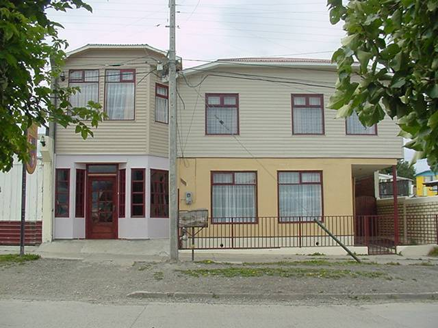 Hotel Alcazar, Puerto Natales, Chile, Chile hostels and hotels