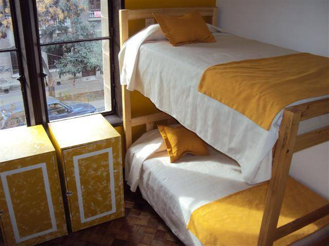 Landay Barcelo Hostel Boutique, Santiago, Chile, youth hostels, backpacking, budget accommodation, cheap lodgings, bookings in Santiago