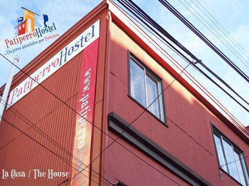 Patiperro Hostel, Valparaiso, Chile, what is a bed and breakfast? Ask us and book now in Valparaiso