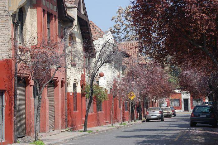 Providencia Bed and Breakfast, Santiago, Chile, outstanding holidays in Santiago