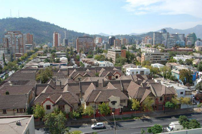 Providencia Bed and Breakfast, Santiago, Chile, Chile hoteles y hostales