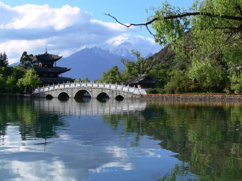 A Hidden Garden Lijiang, Lijiang, China, where are the best new hostels in Lijiang
