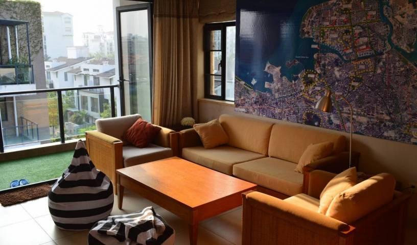 Jacks Home Hostel - Search for free rooms and guaranteed low rates in Haikou 9 photos