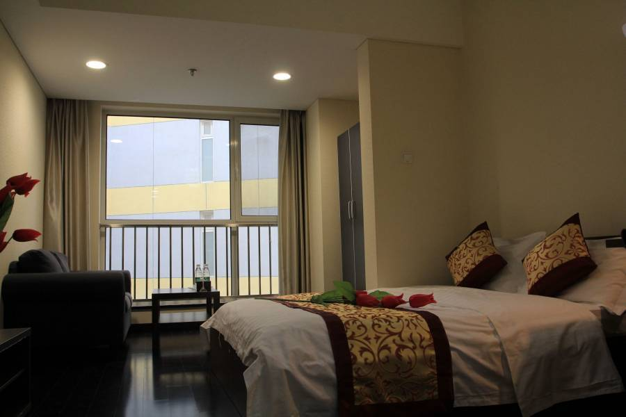 Lovely Home Boutique Apartment, Beijing, China, China hoteli in hostli
