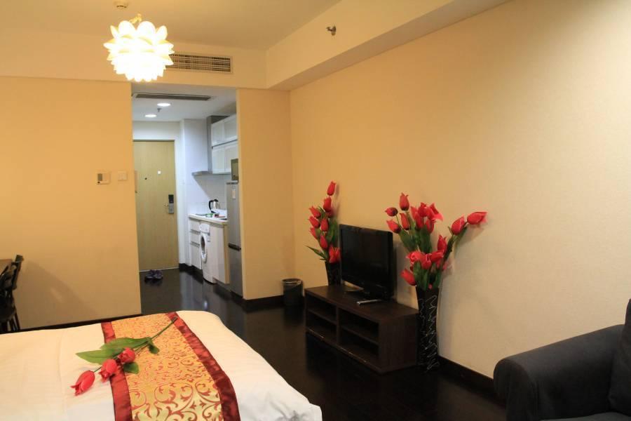 Lovely Home Boutique Apartment, Beijing, China, več potovanja izbire v Beijing