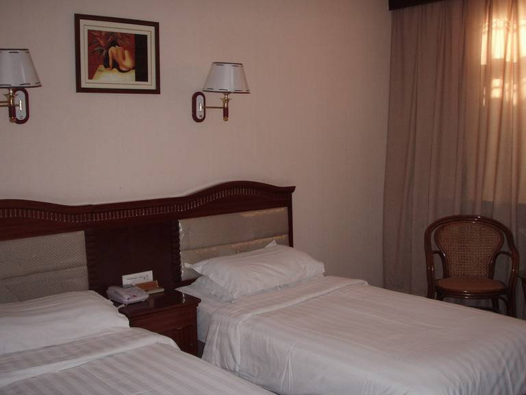 Meridian Hotel, Beijing, China, hotels near ancient ruins and historic places in Beijing