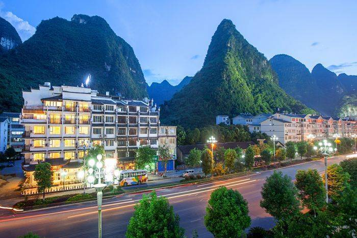Michael's Inn and Suites, Yangshuo, China, China Hotels und Herbergen