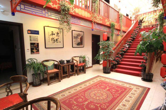 N.E. Courytard Hotel Beijing, Beijing, China, family history trips and theme travel in Beijing