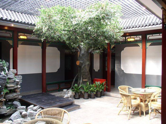 Peking Courtyard Inn, Beijing, China, China hotels and hostels