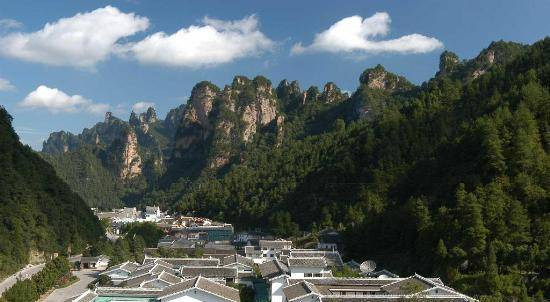 Pipaxi Hotel, Zhangjiajie, China, China hotels and hostels