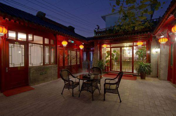 Qianmen Courtyard Hotel, Beijing, China, top 20 cities with hotels and hostels in Beijing