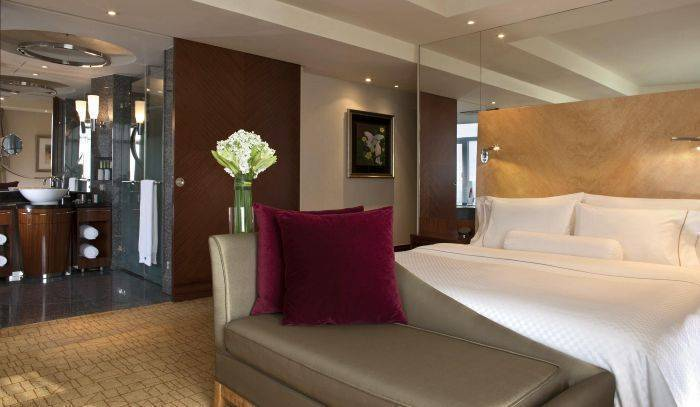 The Westin Bund Center, Shanghai, China, China hotels and hostels